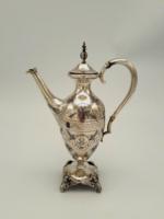 Kecses ezüst karaffa 1800-as évek Dianás jelzés