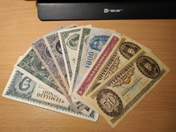 10 darab Bankjegy!