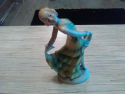 Német porcelán balerina
