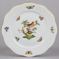 Herendi Rothschild mintás süteményes tányér #3