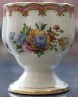 Ritka! Royal Albert  Angol porcelán Lady Carlyle 1 darab tojástartó