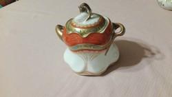 Karlsbad cukortartó porcelán eladó