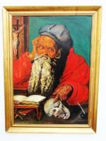 RABBI IN MEMENTO MORI