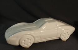 Régi porcelán autó ritka darab !!
