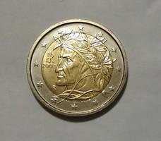Olaszország 2 Euró 2004, ritka.( kat.35 Euro)