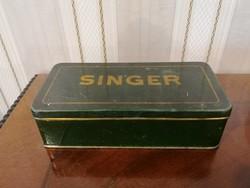 Singer fém doboz