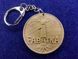 Fabatka kulcstartó / id 4238/