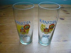 Sörös pohár, Kanizsa sör