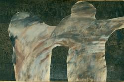 Mulasics László  1980-as évekből származó  munka
