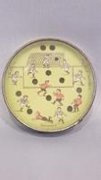 Nagyon ritka régi Német DRGM focis türelem játék