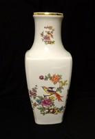 Hatalmas Hollóházi váza (madár dekoros)