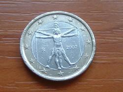 OLASZ 1 EURO 2002 #