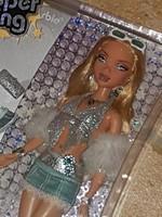 Eredeti Mattel baba my scene Barbie super bling szőke