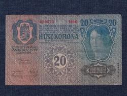 Osztrák-Magyar (1912-1915) 20 Korona bankjegy 1913 / id 14135/