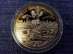 Történelmi aranypénzek utánveretben II. József 8 dukát, 1773 PP / id 13825/