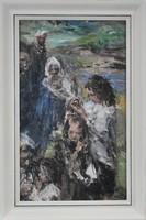 Náray Aurél (1883-1943): Vándorló család,