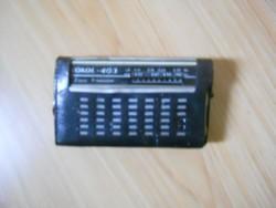 Sokol - 403 -as rádió