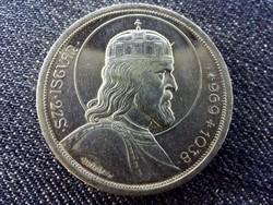 Szent István .640 ezüst 5 Pengő 1938 BP / id 14076/