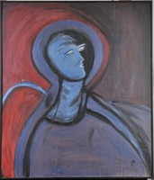 Aknay János (1949-): Portré
