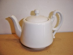 Antik kisméretű porcelán kávéskanna