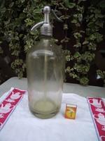 2 L-es szódásüveg