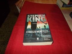 Stephen King.Hosszú menetelés