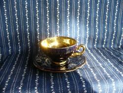 A06 Echt Kobalt kávés csésze