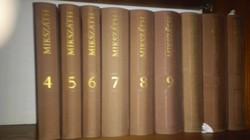 Mikszáth összes règi kiadás