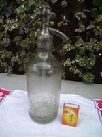 0.5 L-es szódásüveg