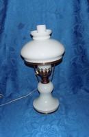 Régi asztali lámpa 46 cm