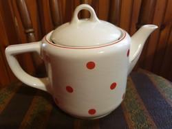 Gránit teáskanna