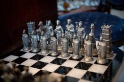 Gyönyörű, különleges sakk készlet