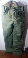 Régi magyar katonai nadrág,raktárból,hordatlan csak ez az egy van