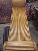 Bambusz heverő