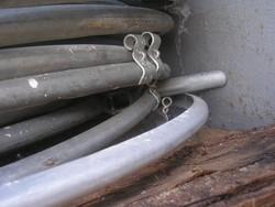 Retró Légtechnikához is 200 lit Hordó tető lezáró v. hordók toldásához gyári acélos erős pántok