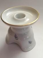 Augarten bécsi porcelán gyertyatartó