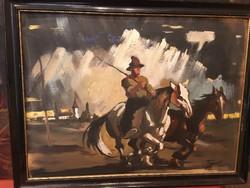 Tápai Lajos : Szegedi Don Quiote 1945