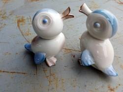 Aquincumi  porcelánok