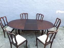 Asztal étkezőasztal