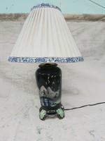 Drasche extra ritka keleti.motívumos lámpa.