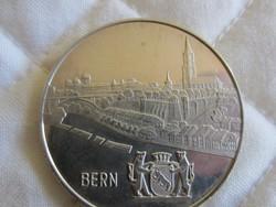 Svájci ezüst tallér 1967 érme 28gr - 0.835ag Bern