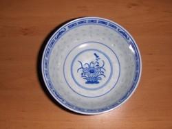 Kínai rizsszemes porcelán tálka (1/K)