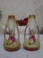 Antik kandalló váza