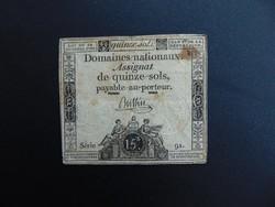 15 sol 1792 Franciaország