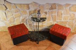 Egyedi készítésű dekoratív bútor