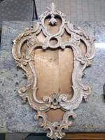 Florentin tükörkeret festetlen