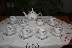Bernadotte teáskészlet