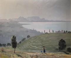 Molnár C Pál: Balaton