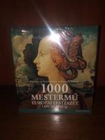1000 Mestermű - Európai Festészet