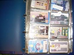 Kb 80 különféle használt telefonkártya berakó nélkül a kezdetektől